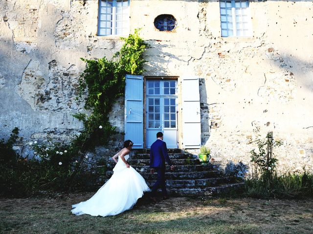 Le mariage de Nicolas et Virginie à Cieux, Haute-Vienne 40