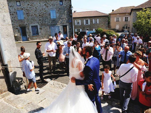 Le mariage de Nicolas et Virginie à Cieux, Haute-Vienne 48