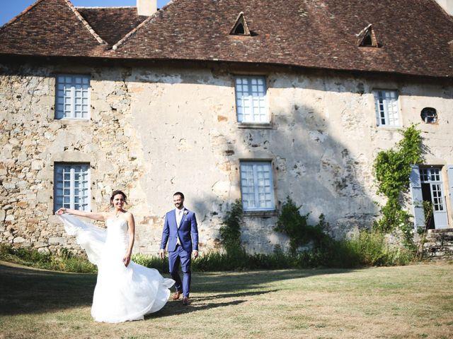 Le mariage de Nicolas et Virginie à Cieux, Haute-Vienne 49