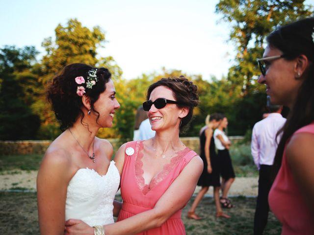 Le mariage de Nicolas et Virginie à Cieux, Haute-Vienne 56