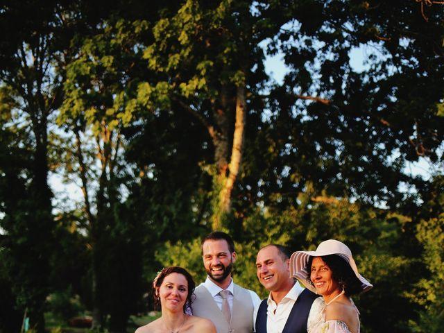 Le mariage de Nicolas et Virginie à Cieux, Haute-Vienne 57