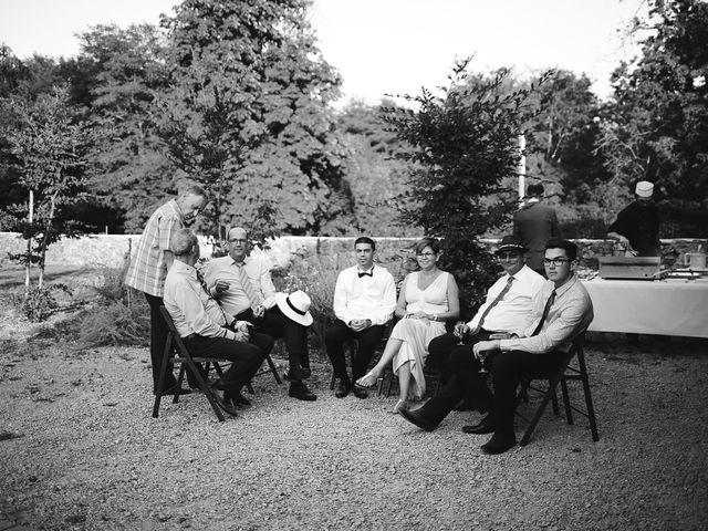 Le mariage de Nicolas et Virginie à Cieux, Haute-Vienne 61