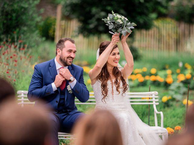 Le mariage de Dounia et Romain