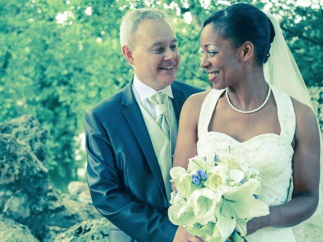 Le mariage de Raymonde et Yannick