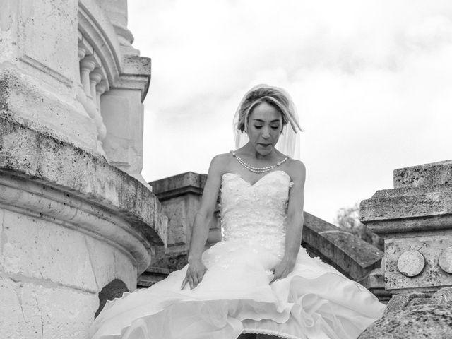Le mariage de Floren et Strecy à Gujan-Mestras, Gironde 33