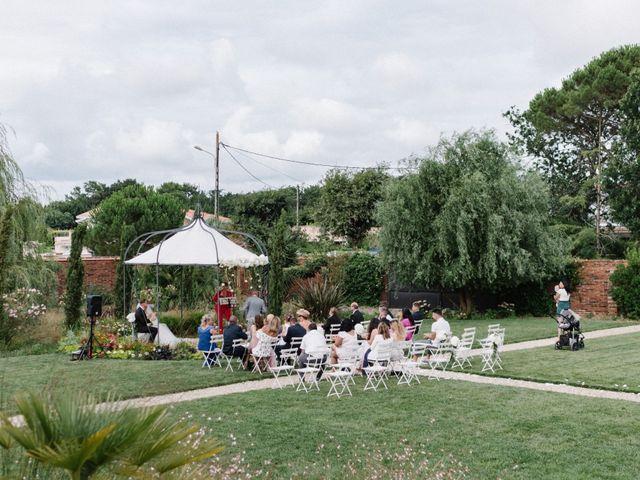 Le mariage de Floren et Strecy à Gujan-Mestras, Gironde 37
