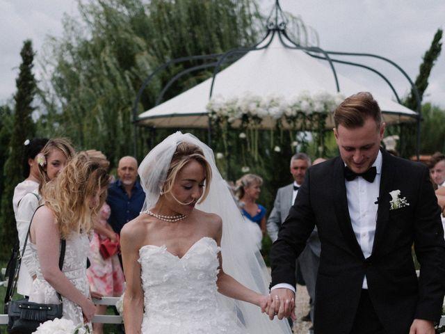 Le mariage de Floren et Strecy à Gujan-Mestras, Gironde 41