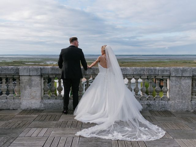 Le mariage de Floren et Strecy à Gujan-Mestras, Gironde 55