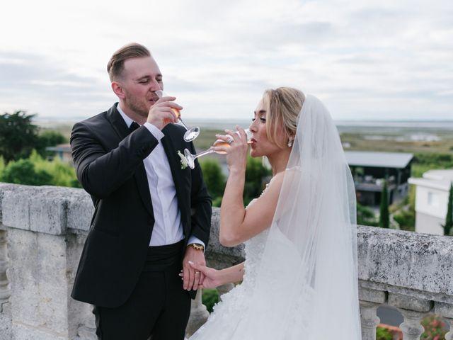 Le mariage de Floren et Strecy à Gujan-Mestras, Gironde 56
