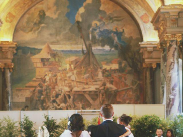 Le mariage de Arnaud et Solange à Toulouse, Haute-Garonne 31