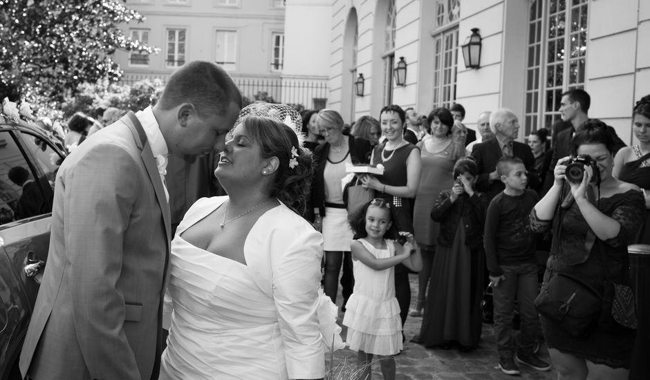 Le mariage de Nicolas et Deborah à Hébécourt, Eure
