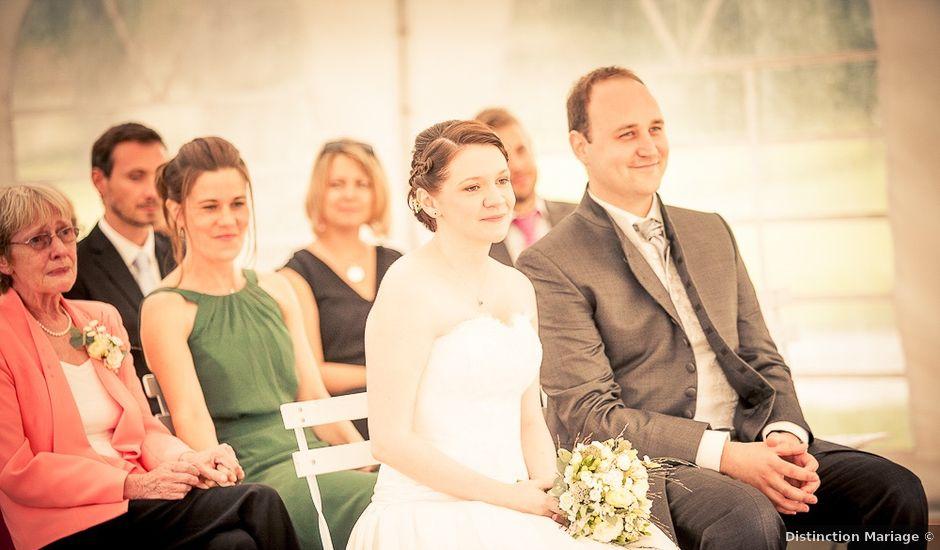 Le mariage de Olivier et Joanne à Hermes, Oise