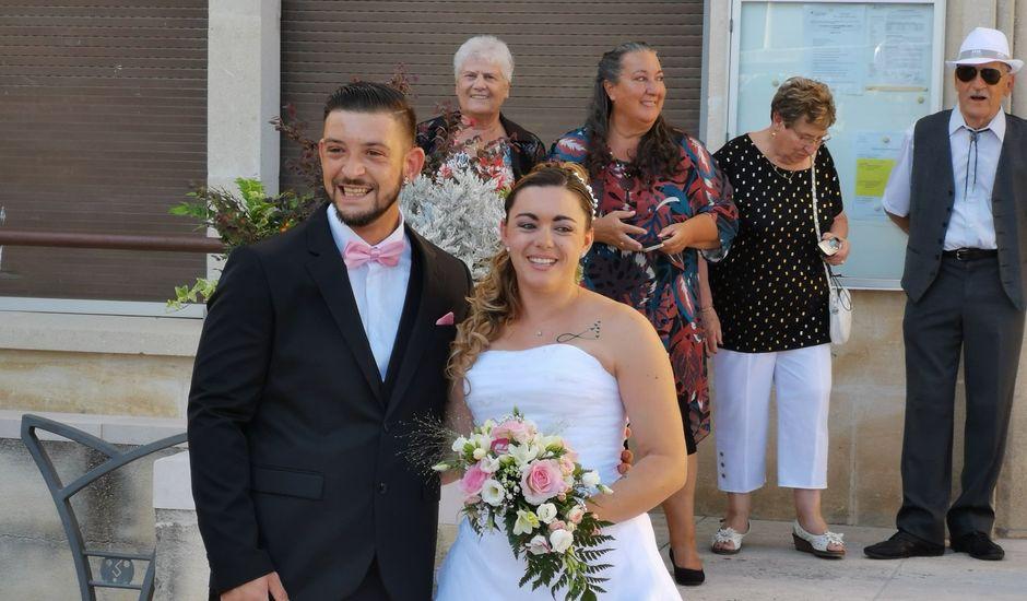 Le mariage de Rémi et Vanessa à Aramon, Gard
