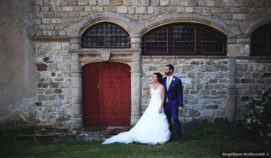 Le mariage de Nicolas et Virginie à Cieux, Haute-Vienne