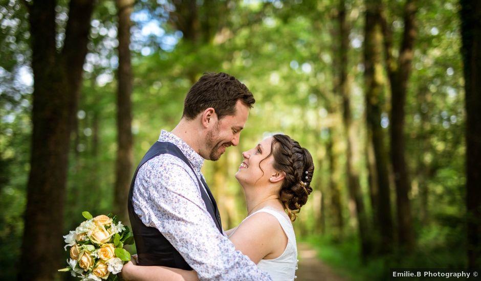 Le mariage de Aurélien et Justine à Yzernay, Maine et Loire