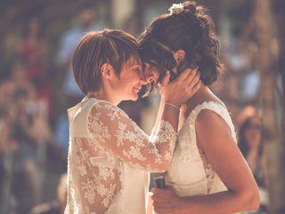 Le mariage de Marie et Jade