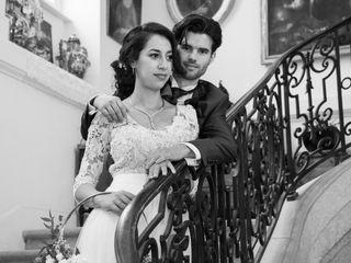 Le mariage de Hajard et Thibaut