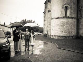 Le mariage de Angélique et Patrice 1