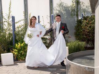 Le mariage de Aurore et Christophe