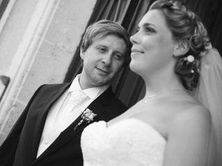 Le mariage de Coralie et David 1