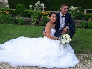Le mariage de Gérome et Sandra