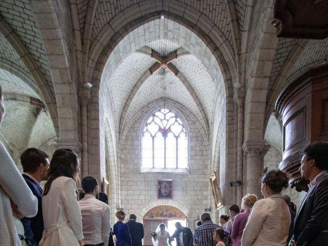 Le mariage de Blaise et Aurore à Fondettes, Indre-et-Loire 7