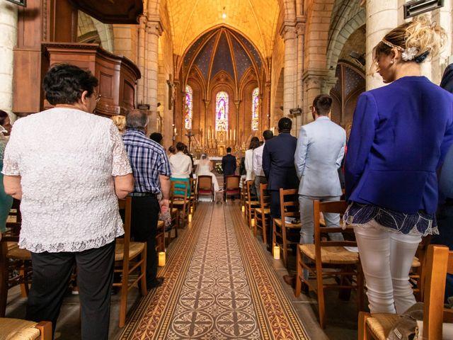 Le mariage de Blaise et Aurore à Fondettes, Indre-et-Loire 8