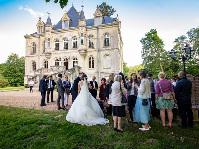 Le mariage de Blaise et Aurore à Fondettes, Indre-et-Loire 1