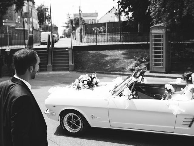 Le mariage de Jeremy et Alexandra à Villiers-sur-Marne, Haute-Marne 20