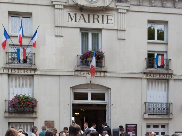 Le mariage de Jeremy et Alexandra à Villiers-sur-Marne, Haute-Marne 22