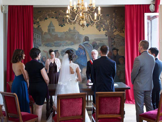 Le mariage de Jeremy et Alexandra à Villiers-sur-Marne, Haute-Marne 24