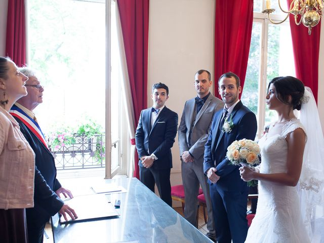 Le mariage de Jeremy et Alexandra à Villiers-sur-Marne, Haute-Marne 26