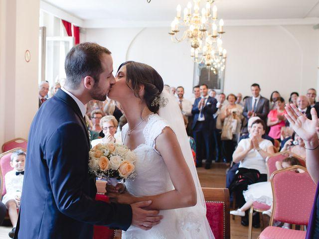 Le mariage de Jeremy et Alexandra à Villiers-sur-Marne, Haute-Marne 27