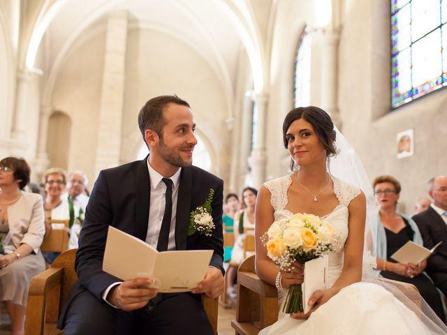 Le mariage de Jeremy et Alexandra à Villiers-sur-Marne, Haute-Marne 40