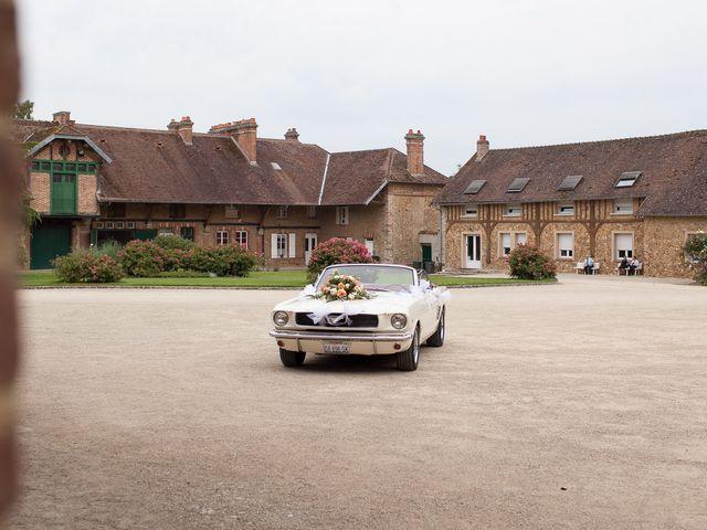 Le mariage de Jeremy et Alexandra à Villiers-sur-Marne, Haute-Marne 55