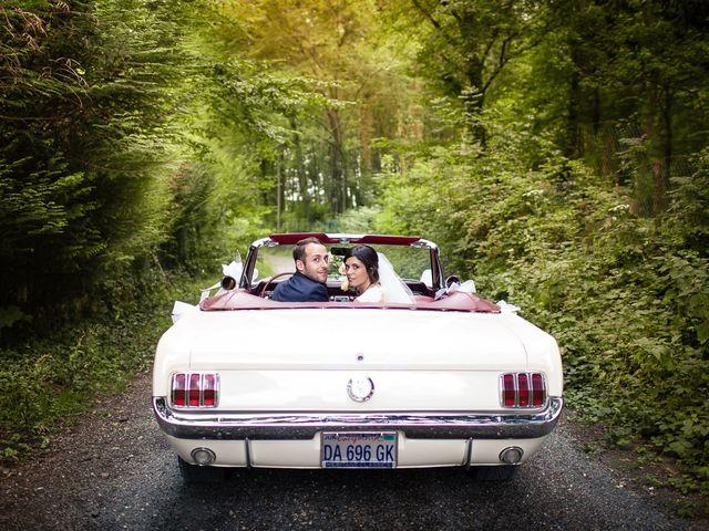 Le mariage de Jeremy et Alexandra à Villiers-sur-Marne, Haute-Marne 61