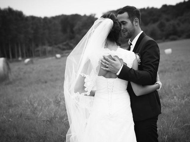 Le mariage de Jeremy et Alexandra à Villiers-sur-Marne, Haute-Marne 64