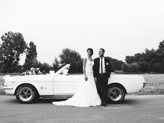 Le mariage de Jeremy et Alexandra à Villiers-sur-Marne, Haute-Marne 73