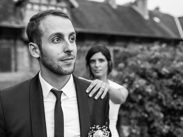 Le mariage de Jeremy et Alexandra à Villiers-sur-Marne, Haute-Marne 77