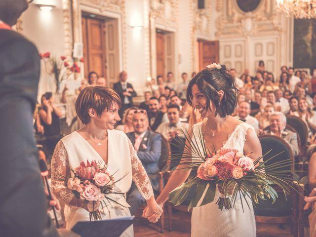 Le mariage de Jade et Marie à Lyon, Rhône 7