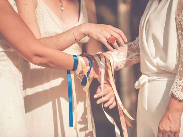 Le mariage de Jade et Marie à Lyon, Rhône 12