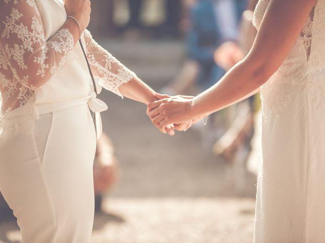 Le mariage de Jade et Marie à Lyon, Rhône 13