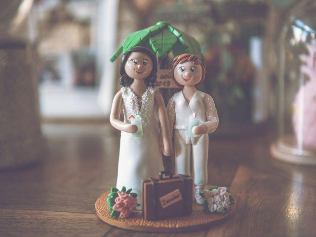 Le mariage de Jade et Marie à Lyon, Rhône 18