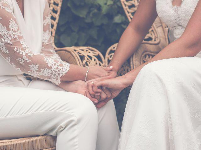 Le mariage de Jade et Marie à Lyon, Rhône 29