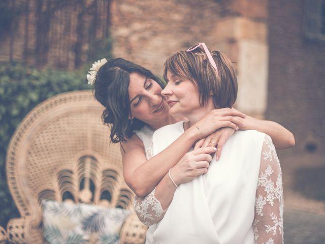 Le mariage de Jade et Marie à Lyon, Rhône 31