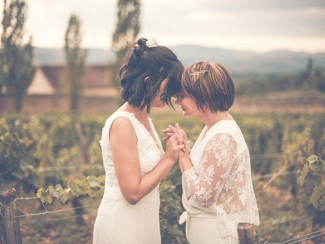 Le mariage de Jade et Marie à Lyon, Rhône 34