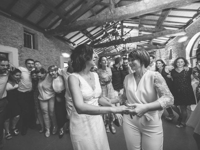 Le mariage de Jade et Marie à Lyon, Rhône 42