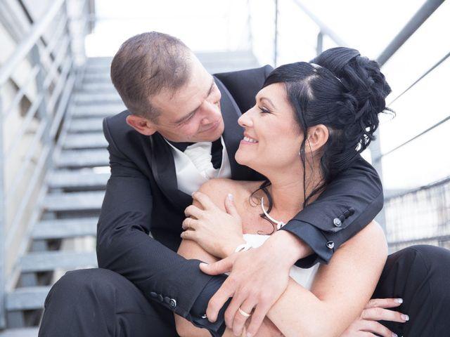 Le mariage de Emmanuelle et Alex