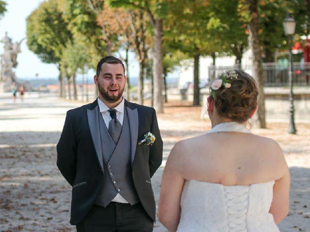 Le mariage de Guillaume  et Marine  à Angoulême, Charente 3