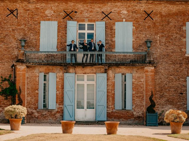 Le mariage de Thomas et Florence à Montesquieu-Lauragais, Haute-Garonne 15